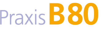 Praxis B80 Logo